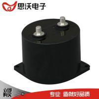 圆柱形单相交流滤波电容 光伏逆变器 UPS电力电子设备输出滤波电路