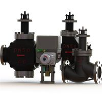 恒力仪表-DKZ ZKZ直行程电动执行器-电动阀门-闸阀-截止阀-调节阀