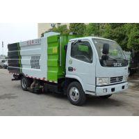 东风5吨吸尘车|HYS5070TXCE5型吸尘车|3.5L排量