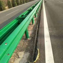湛江高速防撞栏 阳江非标道路围栏 韶关直销镀锌波形护栏