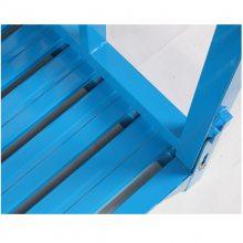 尚简工业设备供应标准物料堆叠架,容量统一、快捷管理、物流业器具之一