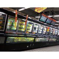 冷柜选择 节能省电的岛柜