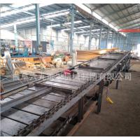 六九重工 厂家直销 安庆 大型块状物料板链输送机 粉煤灰工业双板链刮板机厂家直销