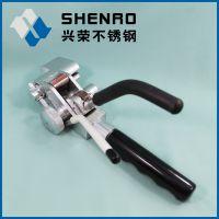 【供应】包塑不锈钢扎带工具 喷塑本体不锈钢扎带机 批发特惠