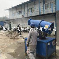 泰安联民大型多功能降尘雾炮机,移动式雾炮 批发零售
