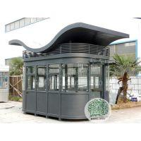 宁波厂家直销欧式钢结构保安岗亭