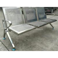 2018年不锈钢排椅展示-304公共座椅