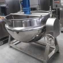 黄焖鸡块卤煮炒锅,300L夹层锅