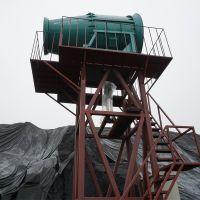 北华环保厂家直销30-120米工地环保除尘喷雾机 全自动遥控移动120米雾炮机