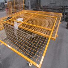 框架围网现货 公路护栏网 铁路防护栅栏