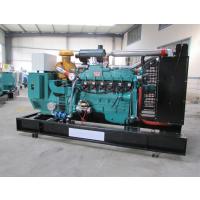 污水处理厂用150kw潍柴沼气发电机组 配潍柴WP10D200E300NG燃气机