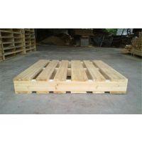 德州专业生产加工订做木托盘木栈板1200*1100厂家直销