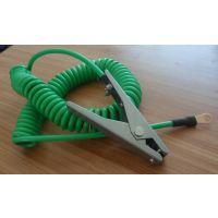 YH072单头静电接地夹钳式