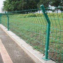 扁铁护栏网 保衡pvc园林护栏网 铁丝网多少钱一米