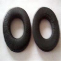 厂家专业定制耳机电压成型蛋白质皮耳套环保舒适来样定做