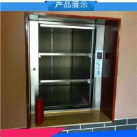 传菜电梯升降机曳引机传菜机餐梯食梯幼儿园伙房食堂二三四层欣达电梯专供
