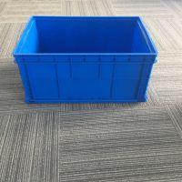 苏州滏瑞厂家直销专用塑料大众D箱 外600-400-280可堆式周转箱