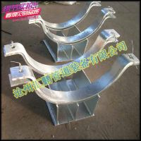 镀锌保冷T型滑动管托 支架固定管托沧州汇鹏厂家直销