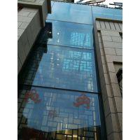 2018年复古式墙体立面铝窗花【德普龙】采购中心区