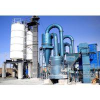 时产10吨石灰石磨粉生产线设备