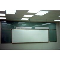 厂家直销学校教学用挂式磁性大白板 批发定做日通白板 不变形更环保