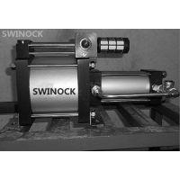 SWINOCK气驱增压器-气驱增压泵-气驱气体增压泵-压缩空气增压泵