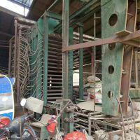 8成新 江东牌1500吨大压力自动装卸二手热压机转让