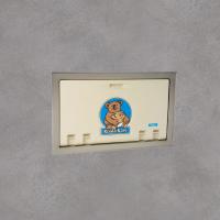 考拉嵌入墙式婴儿尿布更换台KB100-00ST