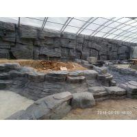 北京水泥假山工程施工, 小区绿化厂家
