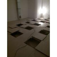 机房防静电架空地板-陶瓷贴面全钢防静电活动架空地板