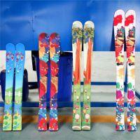 质优价廉的曼琳滑雪板 超实用的滑雪双板