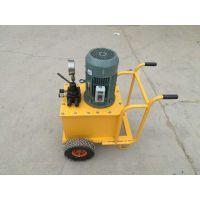派力恩基中钢筋混凝土土墩的拆除液压劈裂机|混凝土分裂机|电动劈裂器