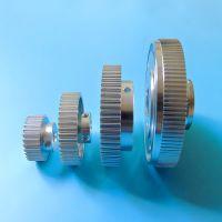 厂家直销铝合金同步轮 塑胶尼龙同步带轮 来图来样订制