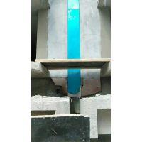 海达变形缝山东菏泽屋面铝合金盖板变形缝伸缩缝做法