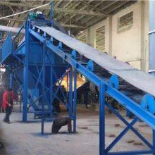 兴亚温州市移动式输送装车机 煤炭装卸车大型上料机 爬坡皮带输送机