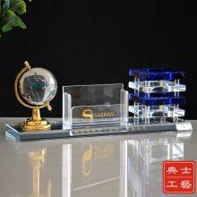 北京市设计定做上市公司水晶纪念品,公司上市水晶摆件,上市会议庆典留念礼品