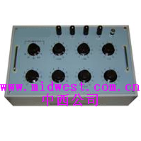 中西(LQS特价)接地电阻表检定装置(含转速源) 型号:M402101库号:M402101