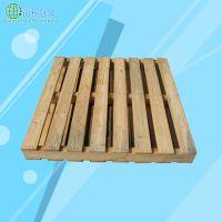 尚志实木托盘 加厚实木周转叉板木卡板