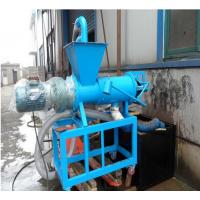 投资回本快的粪便挤干机 环保污水处理机 牛粪大型挤干机