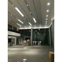 东风启辰展厅白色镀锌钢板天花吊顶厂家直供