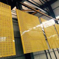 建筑爬架圆孔防护钢网建筑工程冲孔板网新型爬架外围安全网厂家直销