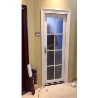 佛山美多裕门窗供应铝合金门窗 定制厕所单包边平开门 隔音防水