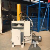 小型立式服装压缩机 生产各类废纸打包机金尔惠 环保新型液压打包机
