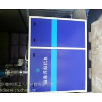 襄樊市污水处理厂磁悬浮风机改造项目、韩国进口风机。
