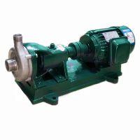 QUANYI/全一 始兴县65FB-32FB型304/316不锈钢污水泵排水 氧化镁可用