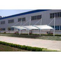 上海卢湾区膜结构车棚-上海卢湾膜结构车棚以建筑织物