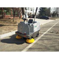 驾驶式电动扫地车厂家设施智能系统前轮驱动无尘清扫