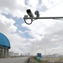 车辆测速设备---固定式高清抓拍仪【超速自动抓拍自动上传照片】