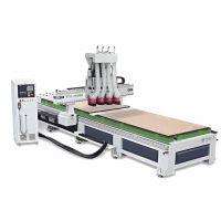 伟托国际—VT1325-X4-Z2四工序双工位开料机