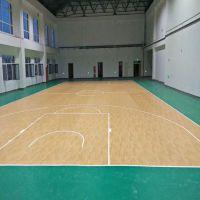 室内pvc篮球场地板 室内pvc地板